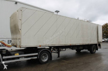 Floor box semi-trailer