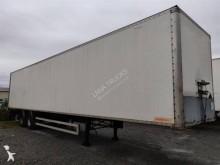 gebrauchter Auflieger Kastenwagen Mehrschichtboden