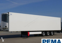Krone double deck refrigerated semi-trailer