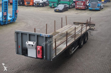 Trailor Open 2-assig/10.70m semi-trailer