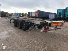 Lecitrailer portacontenedor semi-trailer