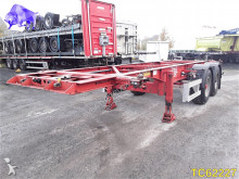 n/a container semi-trailer