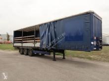 Krone Euroliner + alu dropsides, discbrakes, 2.80m int. height semi-trailer