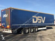 trailer Krone 3-ACHS-AUFLIEGER SD SCHIEBEPLANE Trommel