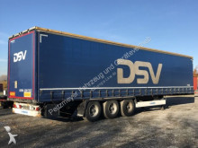 Krone 3-ACHS-AUFLIEGER SD SCHIEBEPLANE Trommel semi-trailer