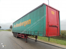 Renders Tautliner / Discbrakes / Coil / Mercedes Axles semi-trailer