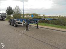 Van Hool Tankcontainerchassis / 20-30 ft / NL / ROR semi-trailer