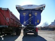 Fliegl BENNE ACIER 1/2 RONDE semi-trailer