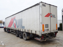 GT Trailers tautliner semi-trailer