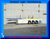 Langendorf 3 Achs Innenlader, hydr. gefedert semi-trailer