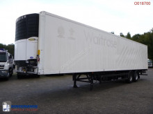 Gray & Adams Frigo trailer + Carrier Vector 1800 diesel/electric semi-trailer