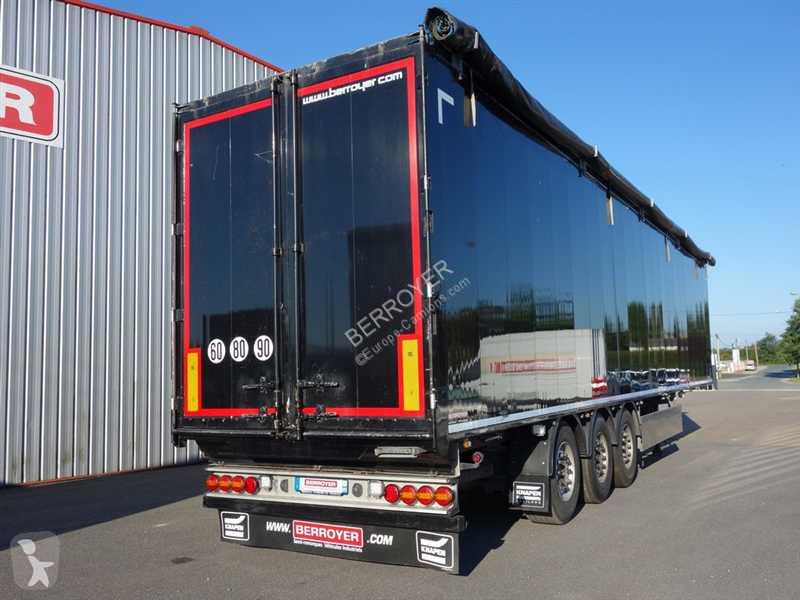 Knapen FOND MOUVANT semi-trailer