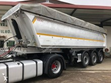 Benalu construction dump semi-trailer