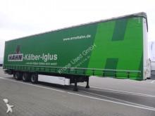 semirremolque Krone Mega Schiebeplanen Sattelauflieger SDP 27 eLG4-CS