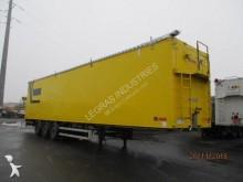 Legras moving floor semi-trailer