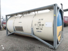 Welfit Oddy 20FT, 24.000L, UN PORTABLE, T12 semi-trailer