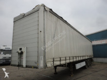 Merker YSHIMA M3 CURTAINSSIDE (BPW AXLES, DISC BRAKES) semi-trailer