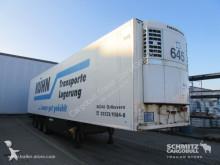 Schmitz Cargobull Tiefkühler Multitemp Doppelstock Trennwand semi-trailer