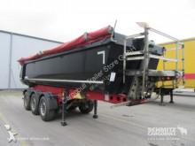 Schmitz Cargobull Kipper Stahlrundmulde semi-trailer