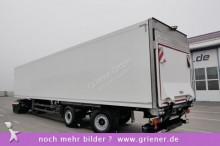 Schmitz Cargobull SKO 20/ CITY / LBW 2000 kg / TRIDEC FRIGOBLOCK semi-trailer