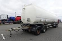 BPW EUROTANK 4-AXLE semi-trailer