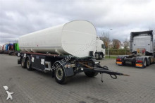SAF EUROTANK 3-AXLE semi-trailer