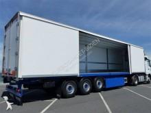 Bizien Frigorifique à panneaux coulissants agréée FNA sur commande semi-trailer