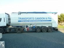 semiremorca cisternă transport alimente Turbo's Hoet