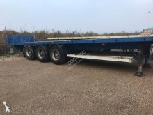 Samro dropside flatbed semi-trailer
