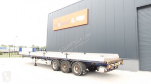 semi remorque Pacton 12 twistlocks, hardwooden floor, NL trailer, BPW