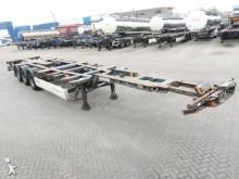 trailer containervervoer Krone