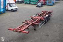 Netam Container chassis 3-assig/20,2x20,30,40,45ft semi-trailer