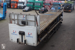 Samro Open 3-assig semi-trailer