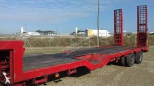 Fruehauf heavy equipment transport semi-trailer