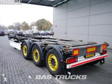 Schmitz Cargobull SGF*S3 Multi 2x20-1x30-1x40-1x45ft. + High cube semi-trailer