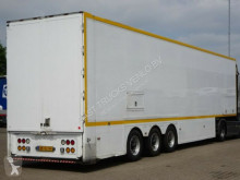 semi reboque nc BURG DOUBLE DECK / CARRIER / LENK ACHSE