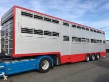 semiremorca transport animale Leveques