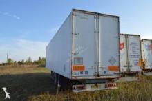semiremorca furgon GT Trailers