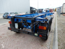 semirremolque Stevens 20 FT Chassis / Air suspension / BPW