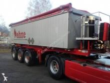 Langendorf SKA 24/35 SAF Achsen Trommelbremse 26 m³ Alu Mulde semi-trailer