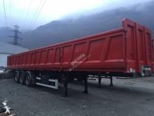 used scrap dumper semi-trailer