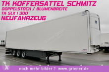 Schmitz Cargobull SKO 24/ DOPPELSTOCK / BLUMEN / TK SLX i300 FP 45