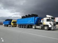 new scrap dumper semi-trailer