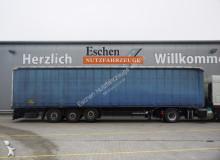 trailer Humbaur HSA 2006, Schiebeplane, Edscha, Luft/Lift, SAF