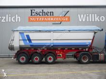 trailer onbekend Müller Andernach, 32 m³ Stahlmulde, Luft/Lift