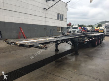 Pacton 3142 C-S 2x20ft 30ft 40ft semi-trailer