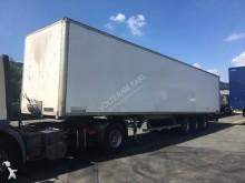 Trailor box semi-trailer
