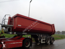 Carnehl Oplegger TOP 1a 120.000km forher Deutsch! semi-trailer