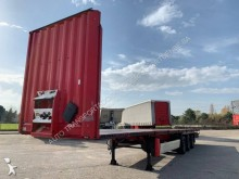 Krone coil carrier flatbed semi-trailer