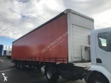 semi remorque Schmitz Cargobull SCS 3 essieux ROTOS - année 2011